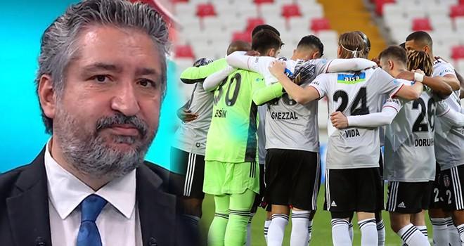 Serdar Sarıdağ: Beşiktaş bundan sonra ne yapar ne yapmalı?