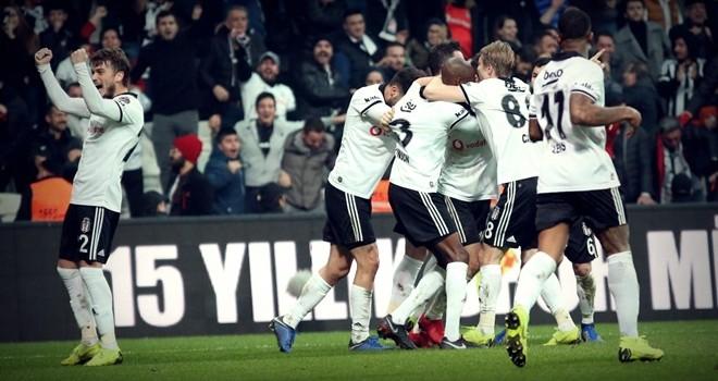 Beşiktaş-Akhisarspor karşı karşıya
