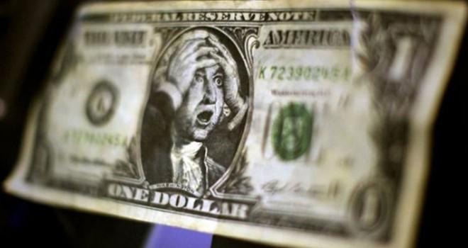 Dolar'da rekor yükseliş
