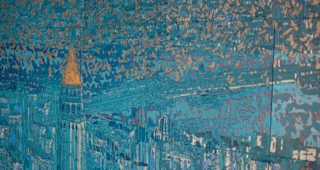 Devrim Erbil'in dev tablosu 657 bin liraya satıldı