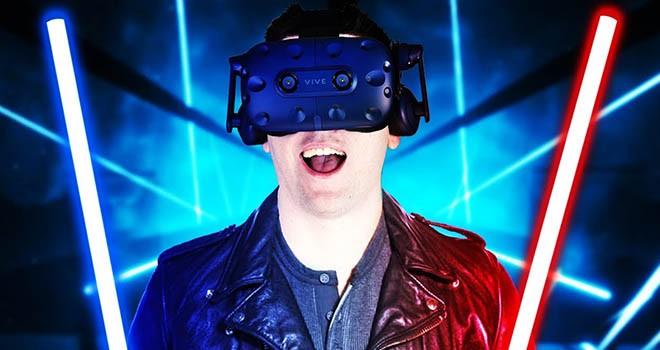 VR deneyimini oyun tutkunlarının ayağına geliyor