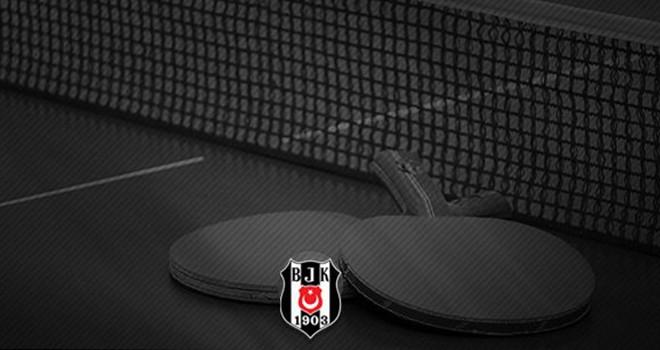 Beşiktaş Masa Tenisi Süper Lig 4. Etap maçları sonuçlandı