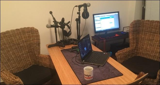 Radyo Beşiktaş canlı yayınlarını kişiye özel stüdyolardan ve steril ortamlarda yapmaya başladı