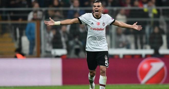Beşiktaş'ın gizli forveti Pepe