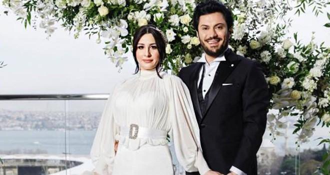 Ünlü oyuncular Beşiktaş'taki lüks bir otelde evlendi