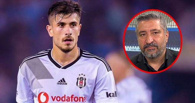 Serdar Sarıdağ: Dorukhan Beşiktaş'tan ayrıldığı için kötü bir tercih yaptı