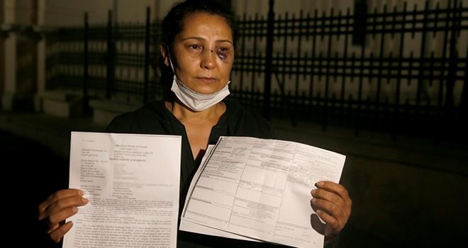 Serviste tartıştığı kadını darp ettiği iddia edilen kişi serbest
