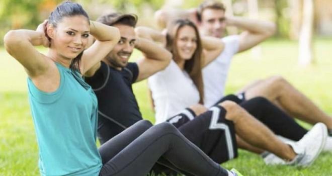 Düzenli egzersizler yapın