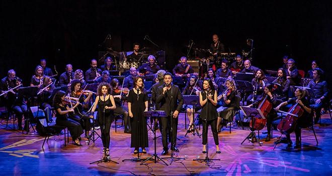 İBB Kent Orkestrası'ndan açık havada müzik dolu geceler
