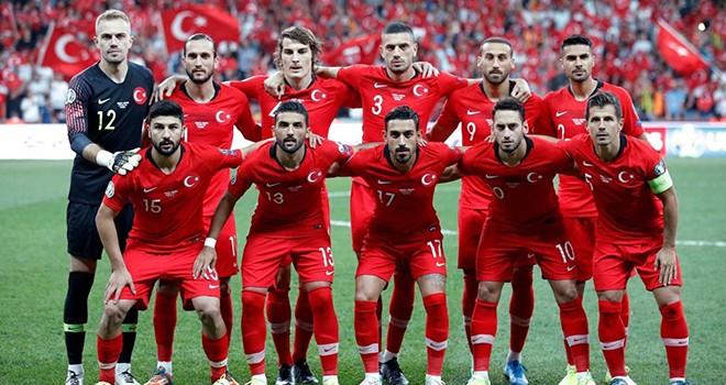 A Milliler Beşiktaş Park'ta zafere uçtu