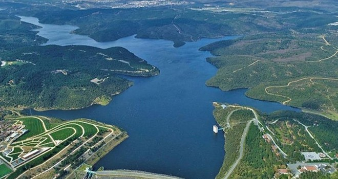 Baraj doluluk oranları geçen yılın üzerinde