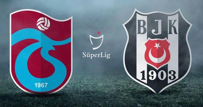 Trabzonspor - Beşiktaş karşı karşıya! İşte Beşiktaş'ın maç kadrosu