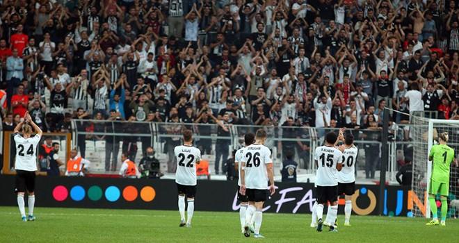 Beşiktaş - Wolverhampton: 0-1