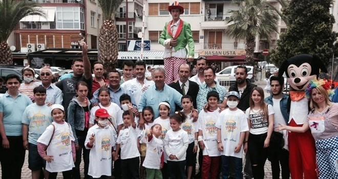17. Uluslararası Lösemili Çocuklar Haftası