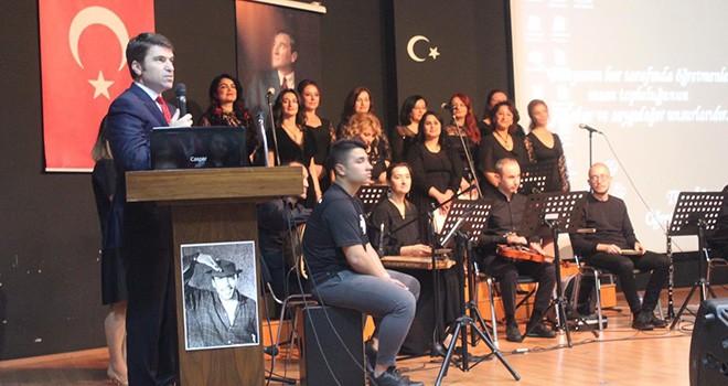 Kaymakam Önder Bakan, Öğretmenler Günü Etkinliklerine katıldı