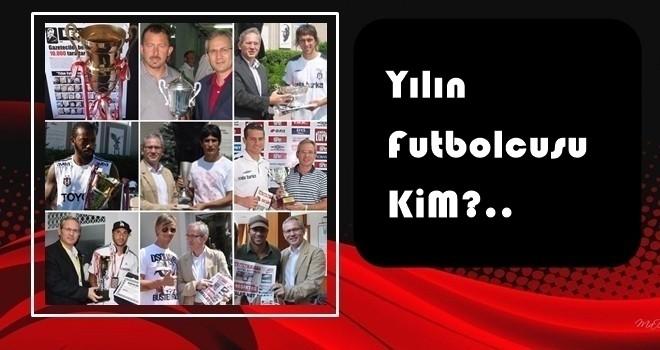 Yılın Futbolcusu kim?..