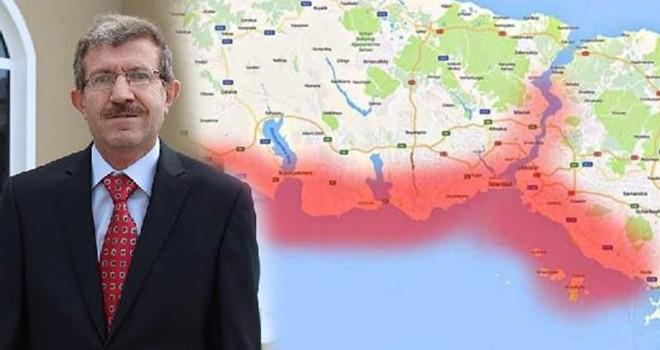 Profesörden korkutan deprem açıklaması! Beşiktaş riskli