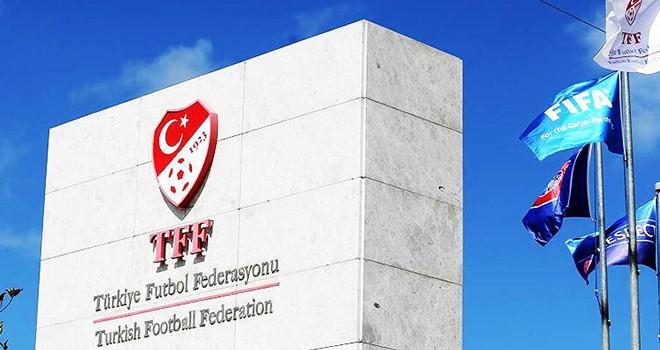 TFF'den Süper Lig maçlarına yeni kurallar