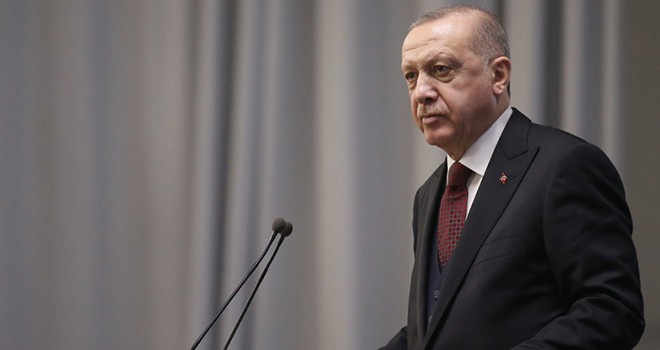Cumhurbaşkanı Erdoğan'dan Türk otomobili mesajı