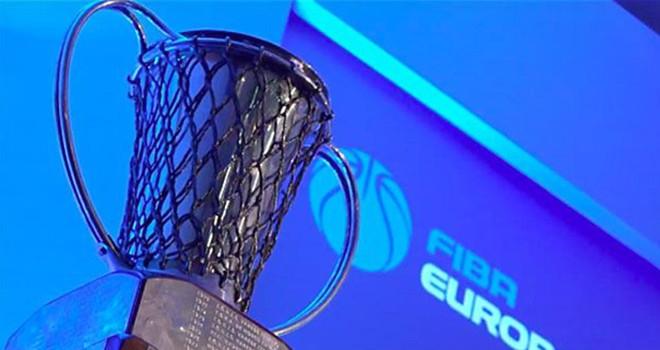 FIBA Europe Cup'taki rakipleri belli oldu