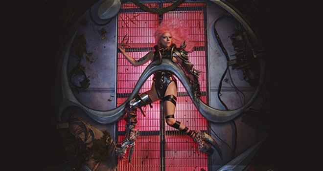 Lady Gaga'dan altıncı stüdyo albüm Chromatica