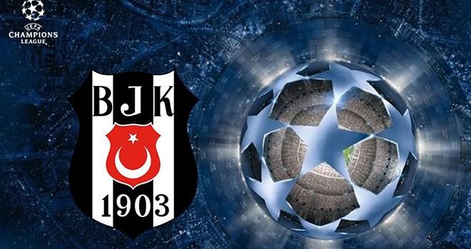 İşte Beşiktaş'ın UEFA Şampiyonlar Ligi grup aşamasındaki rakipleri