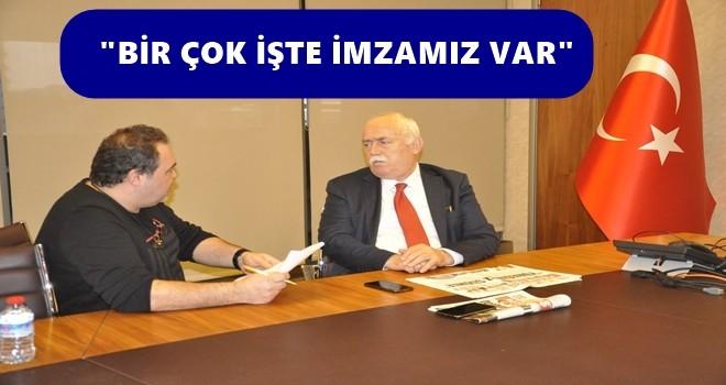 Görevden alınan Beşiktaş Belediyesi Başkan Yardımcısı  Rıfat Örnek ilk kez konuştu