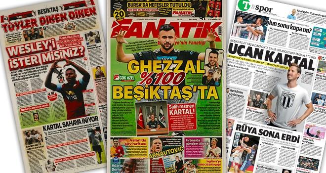 Beşiktaş manşetleri! (5 Temmuz)
