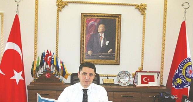 Beşiktaş'ın Emniyet Müdürü Hasan Demirbağ oldu