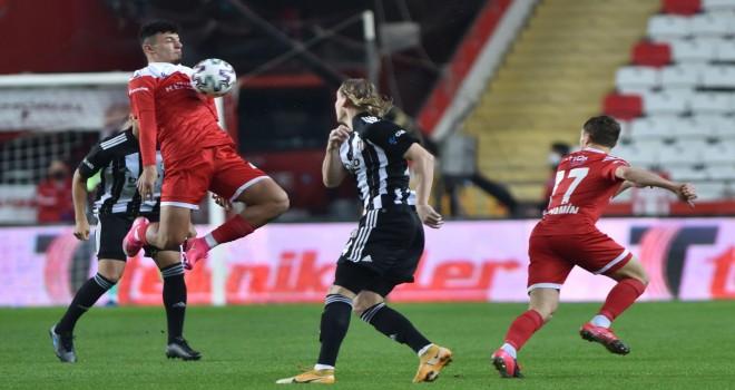 Ligde rakip Antalyaspor