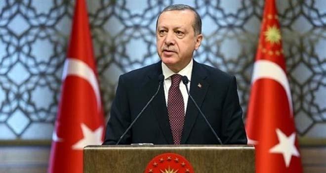 Cumhurbaşkanı Erdoğan, şiddeti asla tasvip etmeyiz