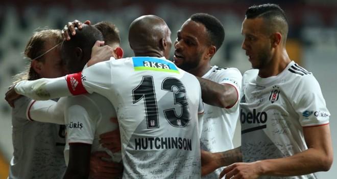 Beşiktaş - Trabzonspor maç sonucu: 1-2