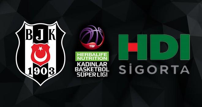 Beşiktaş HDI Sigorta Takımı'nın maç programı açıklandı!