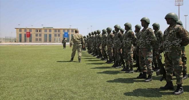 Türk askeri üssüne saldırı girişimi