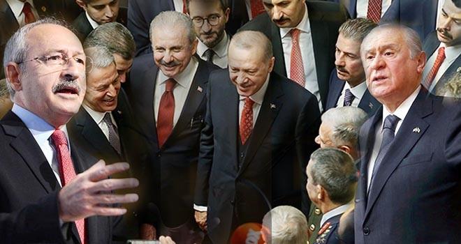 Parti liderlerinden YSK açıklaması