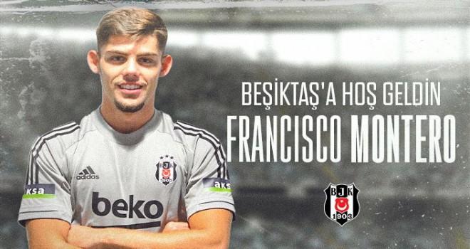 Francisco Montero, Beşiktaş'ta