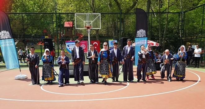 Beşiktaş Belediyesi engelsiz vatandaşları bir araya getirdi