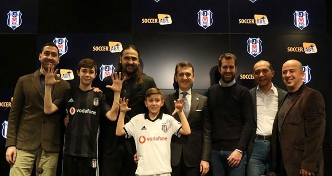 Beşiktaş, geleceğin sporcularını böyle keşfedecek