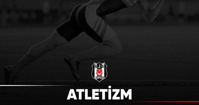 Beşiktaş Atletizm Takımı sporcularından büyük başarı