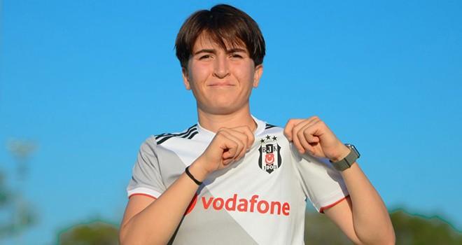 Cansu Nur Kaya, Beşiktaş Vodafone kadrosunda!