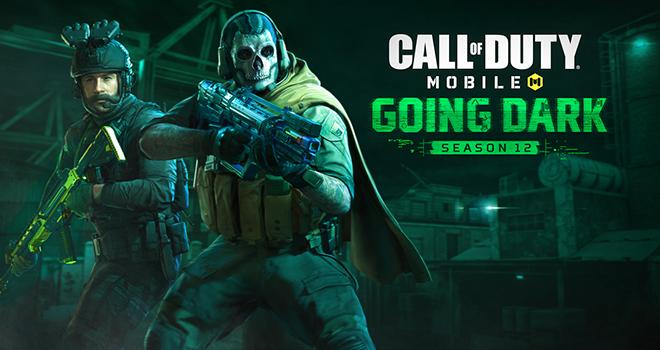 Call of Duty Mobile karanlık moda geçmeye hazırlanıyor