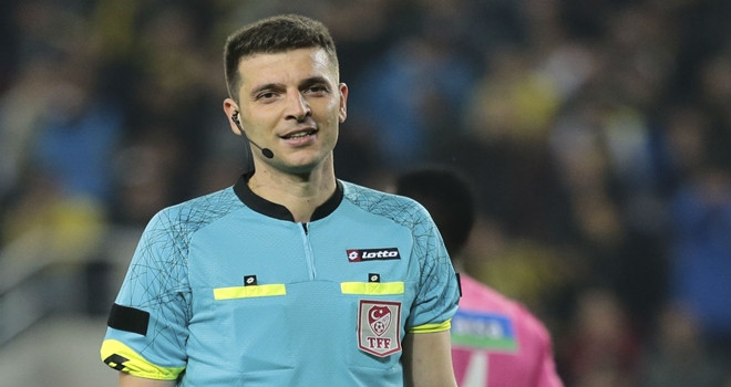 Beşiktaş Göztepe maçının hakemi belli oldu