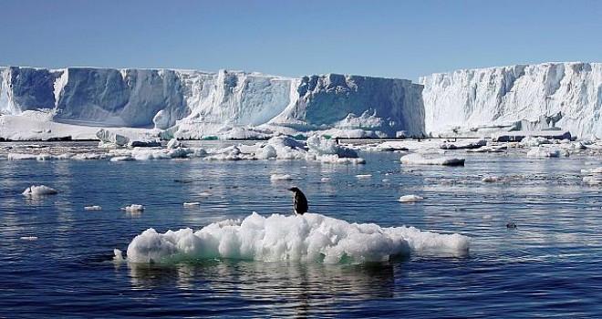 Antartika'da Türk Bilim Araştırma Üssü 2019'da kurulacak