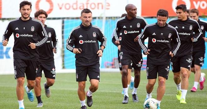 Kara Kartal, Ankaragücü'ne hazırlanıyor