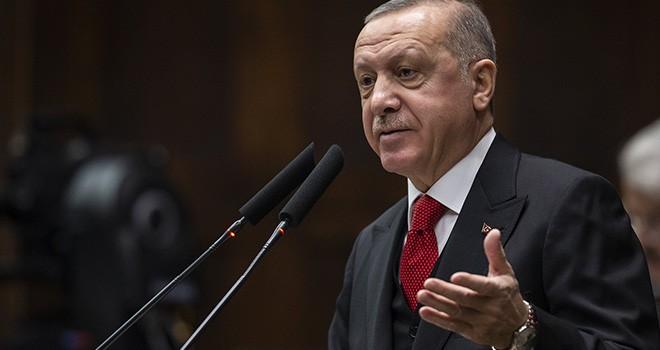 Türkiye'nin mücadelesini yalanla lekelemeye çalışan herkes haindir