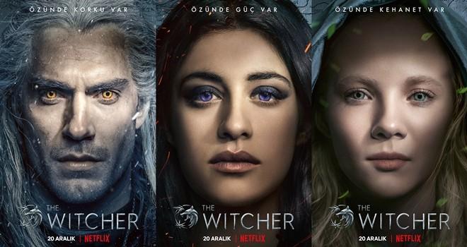 The Witcher'ın karakter tanıtım videoları paylaşıldı