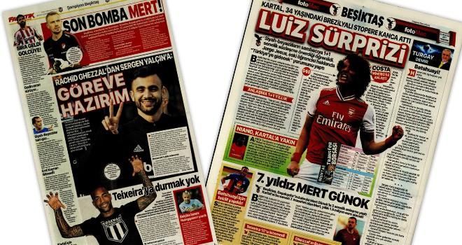 Günün Beşiktaş manşetleri (12 Ağustos)