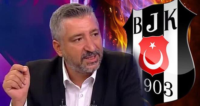 Beşiktaş'ın elinde Güven Yalçın ve Larin'den başka golcü kalmadı