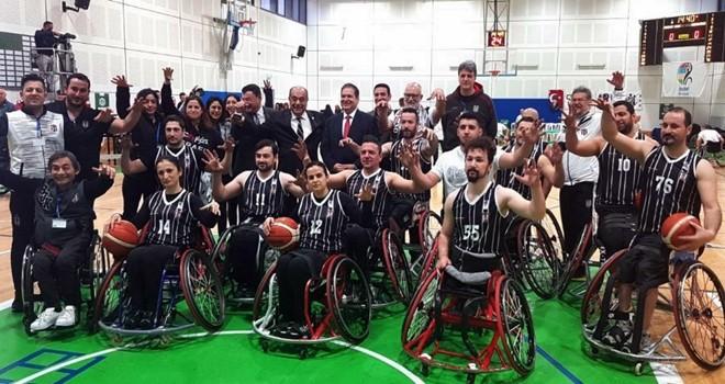 Tel Aviv Türkiye Büyükelçisi'nden Beşiktaş'a ziyaret