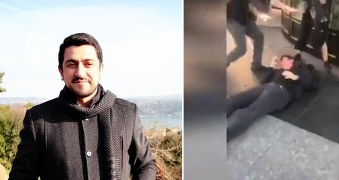 Görevden alınan Beşiktaş eski Belediye Başkanı Murat Hazinedar'ında danışmanı Mücahit Avcı dövüldü